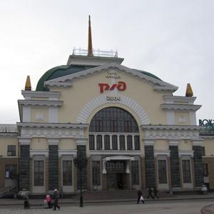 Железнодорожные вокзалы Кунгура
